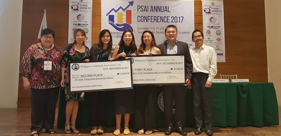Image for UPSS Students win at the 2017 PSAI Annual Confe...