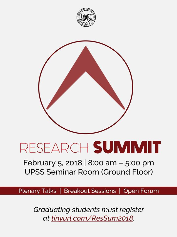 Image for RESEARCH SUMMIT
