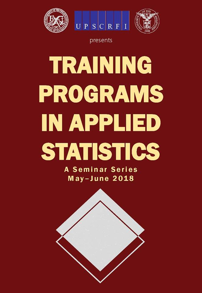 Image for Training Programs in Applied Statistics